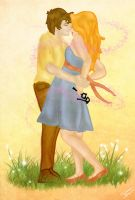 James and Lily-magic spring by Pridipdiyoren