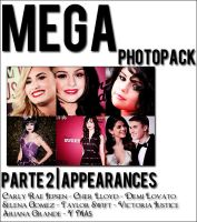 MEGAphotopack | parte 2! | Appearances. by Demi-Kingdom