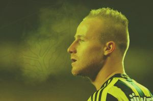 Miroslav Stoch Colour Effect by napolion06