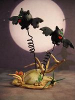 Going Batty by Mindslave24-7