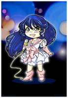 Little Miss Minmay by tea-bug