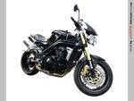 Triumph Speed Triple 1050 right - STOCK by resMENSA