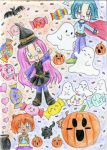 Happy Halloween by Mushroom-Cookie