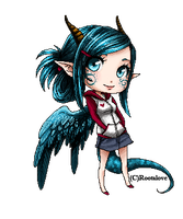 Issy pixel sprite 2 by Roots-Love