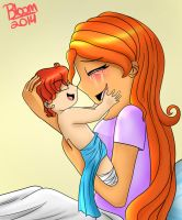 Her Little Prince by Sweatshirtmaster