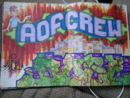 duse aof crew 08 by flokrock