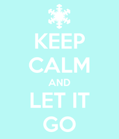 Keep Calm Frozen by mojomcm