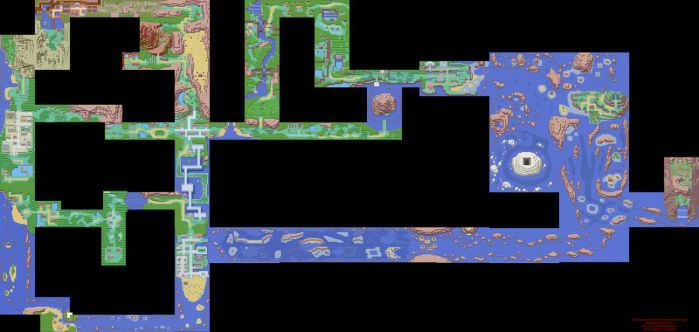 Hoenn Overworld Map by Jay21310