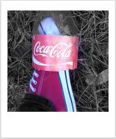 Coca Cola love. by long-day-at-school