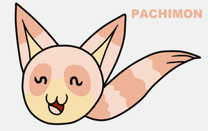 Pachimon again by Maleiva