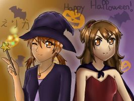 Contest - Happy Halloween by ErikaMizuki