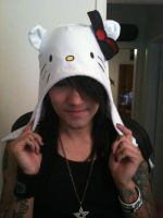 Ashley Purdy Hello Kitty by JadeWeirdo13