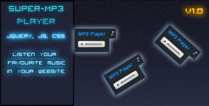 Super Mp3 Player by Super-Studio