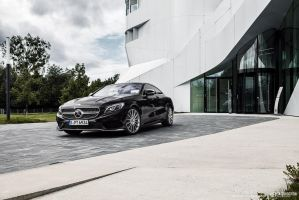 20140814 Mb S500coupe Epicsneakdrive 002 M by mystic-darkness