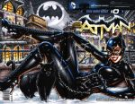 Catwoman BR Sketch Cover by gb2k
