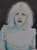 Courtney Love by MrEyeCandy66