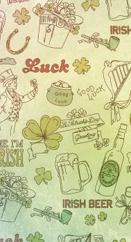 St. Patrick's Day Wallpaper by PimpYourScreen