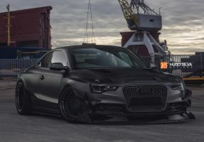 Audi-rs5-black by hugosilva
