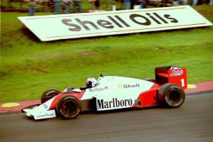Alain Prost (Great Britain Tyre Test 1986) by F1-history