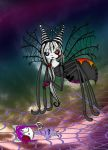 Horrible Fairies series-Laudine the widow by ScorpionsKissx