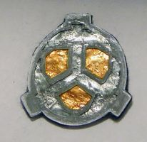 Mine Badge by Isilian