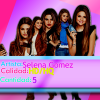 Pack Png De Selena Gomez Scarlett Edition's by scarletteditions1
