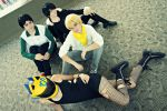 Durarara! by DascocoCosplay
