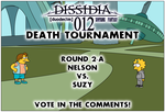 Duodecim Death Tournament 2-A by Gazmanafc