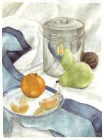 fruit and tin by Di---Chan