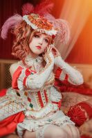Sakizou. Tartellette de fruit. Doll. by Lyumos
