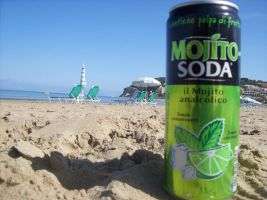 mojito by bluster358