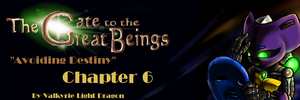 GTTGB - Avoiding Destiny - Chapter 6 by JarODragon