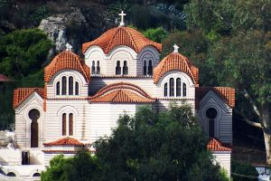 Athenian church 3 by wildplaces