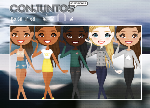 Pack conjuntos // JosEditionss by JosEditionss