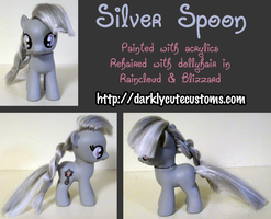 Silver Spoon by Kanamai