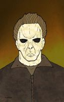Michael Myers by Hartter