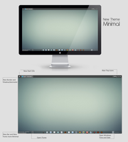 Minimal Theme Windows 8 by Metalbone1988
