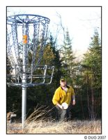Disc golf 003 by dugonline