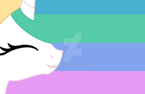 Celestia Flag by SJArt117