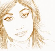 Shilpa Shetty close up by dharma-dvg