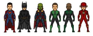 Justice League Movie by Rapha-Leite