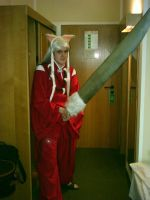 Inuyasha Cosplay 2005 by victorymon