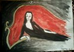 Vampira #1 by PeteDamian