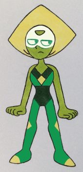 Mini Peridot by NeoNimbus526