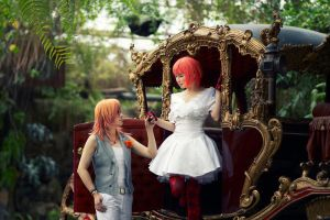Uta No Prince Sama 2000% : Like a fairytale by thebakasaru