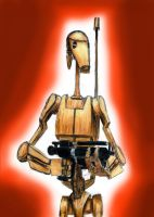 Battle Droid JLC-557 by Taipu556