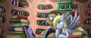 library sence by saturnspace