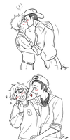 Tumblr story - cute couple by x-Lilou-chan-x
