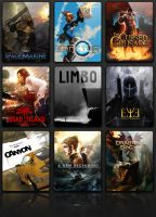 Game Icons 12 by Liaher