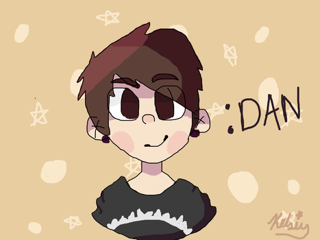 Dan Howell by kelsey95